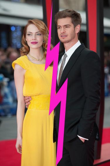 ¡Ay no! ¡No me digáis que Emma Stone y Andrew Garfield lo mismo han roto!