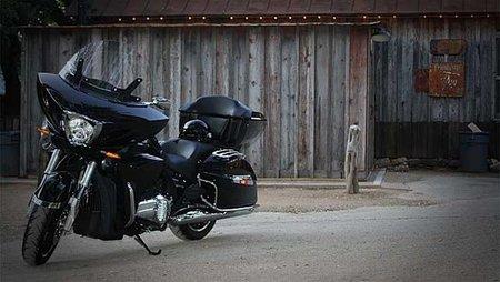 Adelanto de la gama Victory Motorcycles 2012