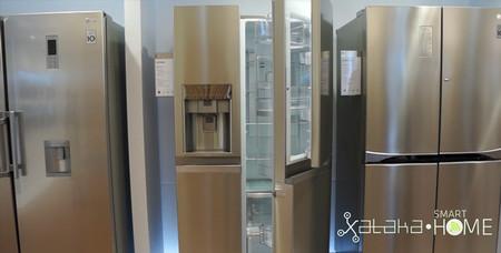 Los nuevos electrodomésticos de LG en InnoFest 2014