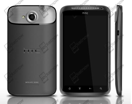 HTC Edge, un teléfono con procesador de cuatro núcleos en el horno