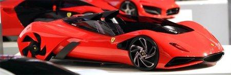 La Universidad de Korea gana el Ferrari World Design Contest
