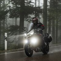 La Ducati Multistrada V4 podría utilizar un bloque de mayor cilindrada y hay más novedades de los de Borgo Panigale