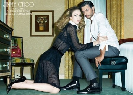 Raquel Zimmermann Jimmy Choo Ben Hill