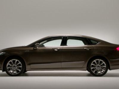 Ford Vignale Mondeo: la gama Ford Vignale entra por la puerta grande