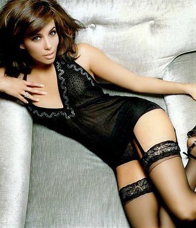 Eva Longoria, con y sin (photoshop)