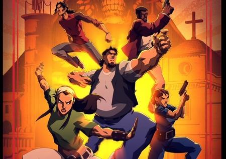 'Seis Manos', el primer anime de Netflix ambientado en México contará con Aislinn Derbez y Angélica Vale