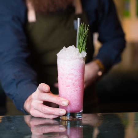 El mejor bar del mundo está en Londres (oficialmente) y las fotos de su Instagram son la mejor prueba