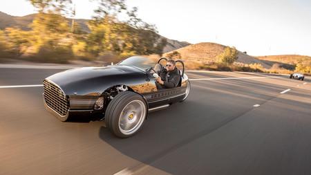 Vanderhall Venice Roadster, un ligero y rápido vehículo de tres ruedas ideado para disfrutar