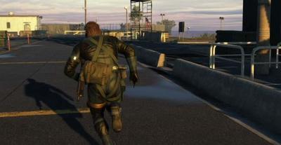 Así luce Metal Gear Solid V: Ground Zeroes con su configuración más alta en PC