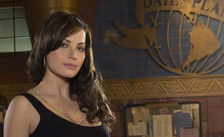 De 'Smallville' a 'Supergirl': Erica Durance será la nueva madre de la superheroína