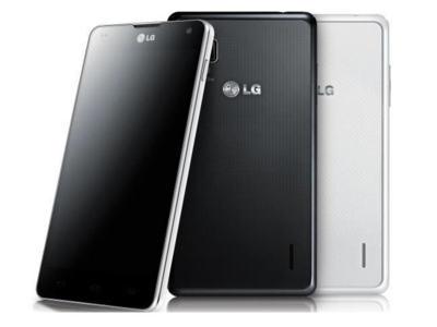 El LG Optimus G comenzará a venderse este mes en Europa