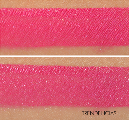 color infalible loreal 24h swatches