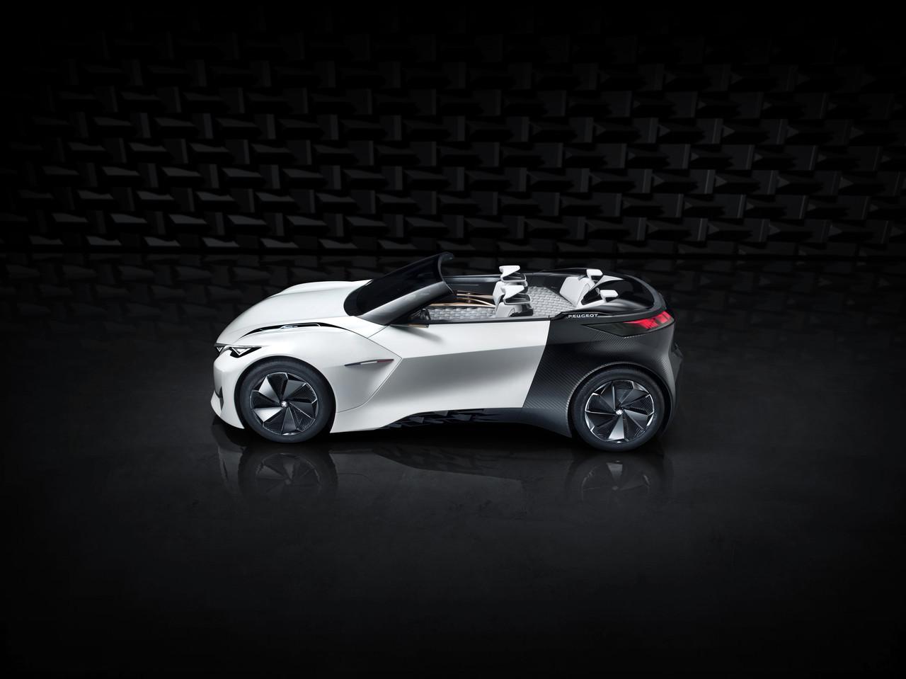 Foto de Peugeot Fractal Concept (10/71)