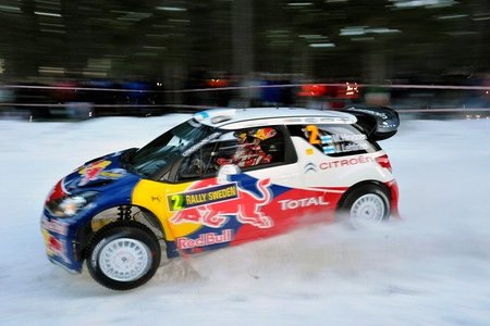 Rally de Suecia 2012: tres pilotos en menos de veinte segundos. Dani Sordo fuera