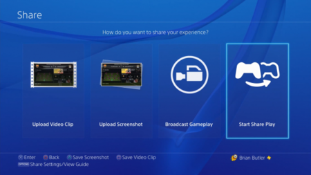 Así es cómo funciona Share Play en PlayStation 4 - vídeos