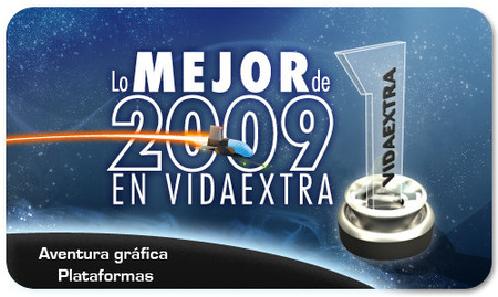 Lo mejor de 2009 en VidaExtra: candidatos para Aventura gráfica y Plataformas