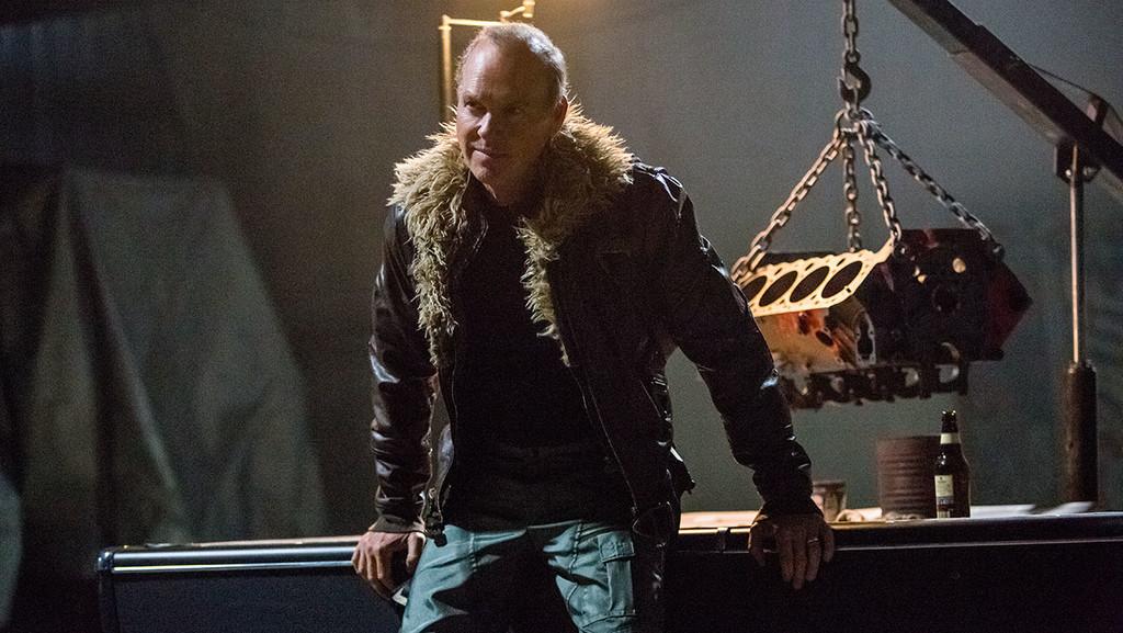 Michael Keaton Buitre