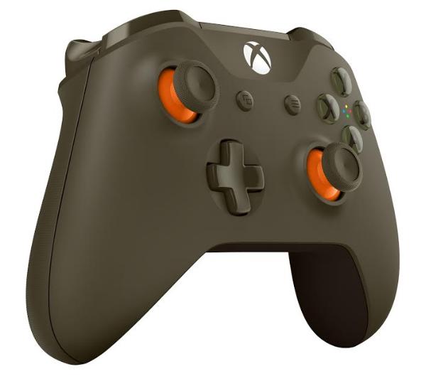 Xbox One S Mando Verde