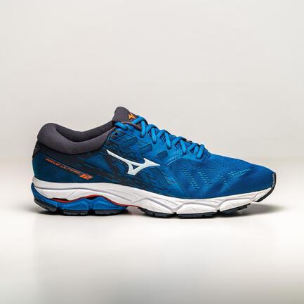 Mizuno Wave Ultima 12 Hombre Azul Zapatillas Running