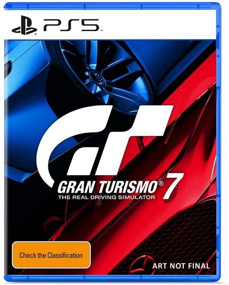 Gran Turismo 7 Ps5 Box