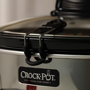 Esta olla de cocción lenta Crock-Pot para elaborar platos tradicionales sin complicaciones está a precio mínimo en Amazon
