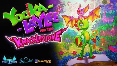 Yooka-Laylee regresará con una novela gráfica que busca ser financiada en Kickstarter