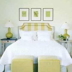 decoracion-a-rayas-blancas-y-amarillas