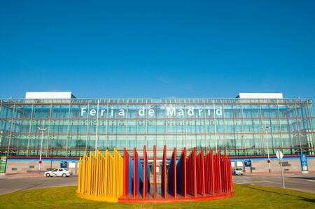 Ifema Madrid F1