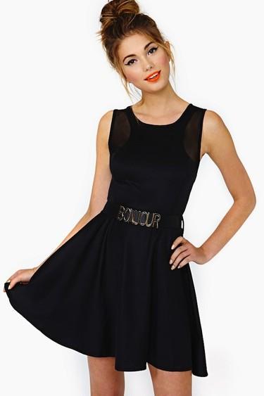 Claves de estilo para ir de shopping: el little black dress, un imprescindible en nuestro armario