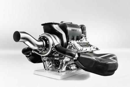 Fórmula 1: motores de 2014, motores de 2015 y motores de 2017