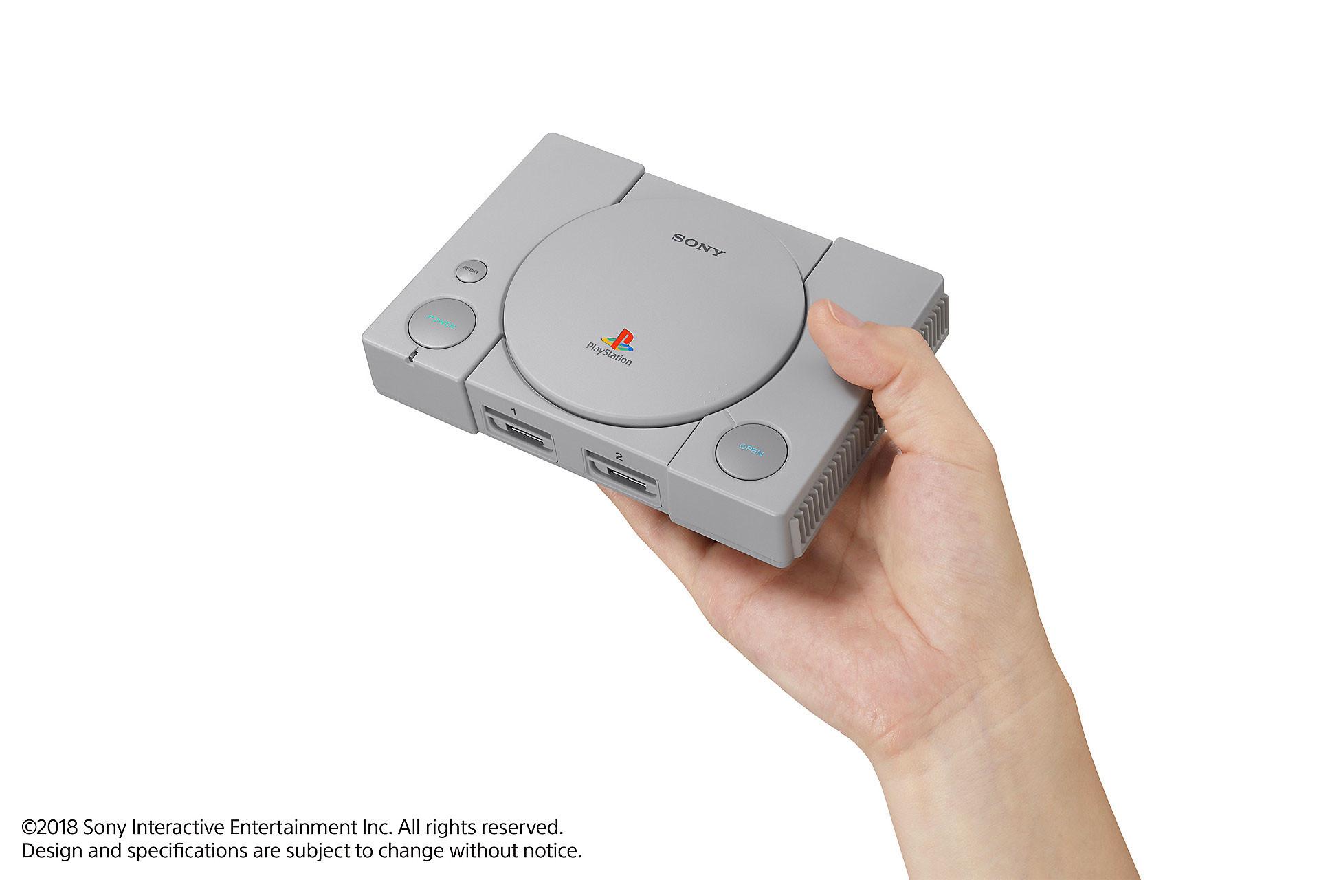 Foto de PlayStation Classic (1/8)