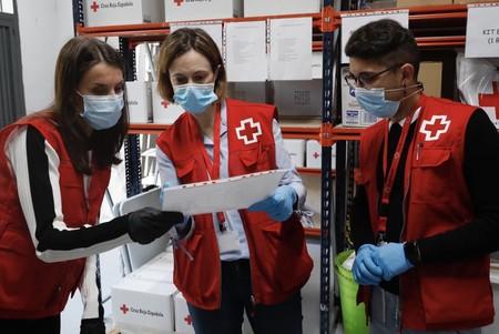 Reina Letizia Cruz Roja 5