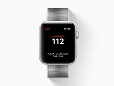 Cómo configurar los datos de emergencia en el Apple Watch con watchOS 3