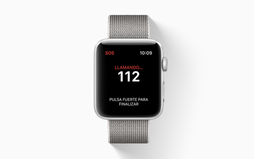 Cómo configurar los datos de emergencia en el Apple Watch con watchOS 3
