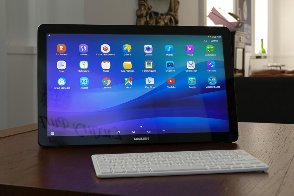 Probamos el Samsung Galaxy View, ¿tiene sentido un tablet ...
