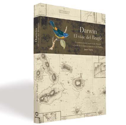 """""""Darwin. El viaje del Beagle"""", una travesía que cambió el mundo"""