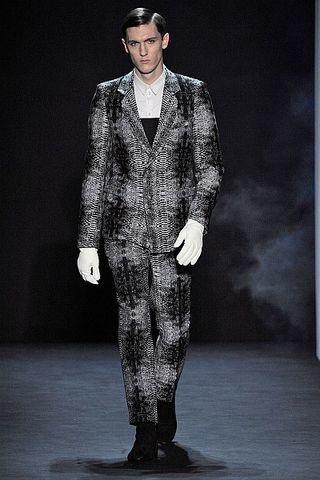 Foto de Davidelfin, Otoño-Invierno 2010/2011 en la Semana de la Moda de Nueva York (1/7)