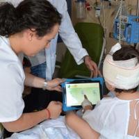 ¿Cómo saber cuánto le duele? PainAPPle es una aplicación que mide el dolor en los niños