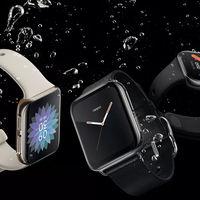 """OPPO Watch: el smartwatch cuadrado """"a lo Apple Watch"""" es oficial, con Color OS Watch y pantalla AMOLED"""