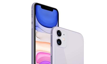 Con el cupón PARAMOVILESYMAS y desde la app de eBay, te puedes ahorrar algo de dinero con el iPhone 11 de 256 GB en color malva a 923,99 euros