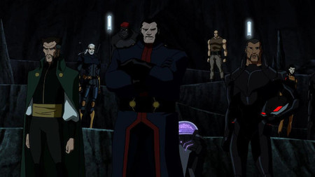 Young Justice The Light