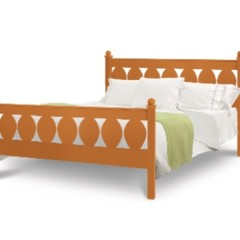 Foto 4 de 5 de la galería camas-pintadas-de-colores en Decoesfera