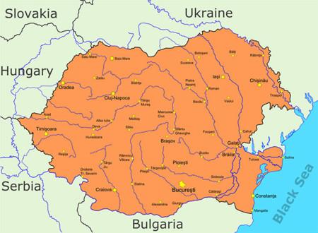 Moldavia Rumania