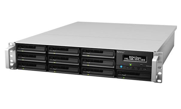 Synology RackStation RS3413xs+, para que el espacio no sea un problema en la empresa