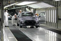 Arranca la producción del DS5 en China
