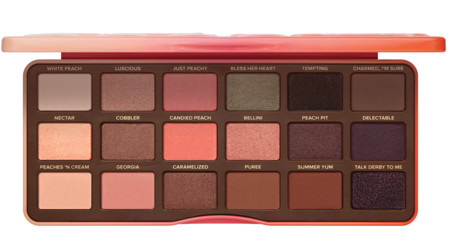 Too Faced Sweet Peach Eyeshadow Palette 2