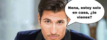 Gianmarco, el nuevo concursante de 'Sola/Solo' que llega dispuesto a encontrar el amor, y el casting está abierto