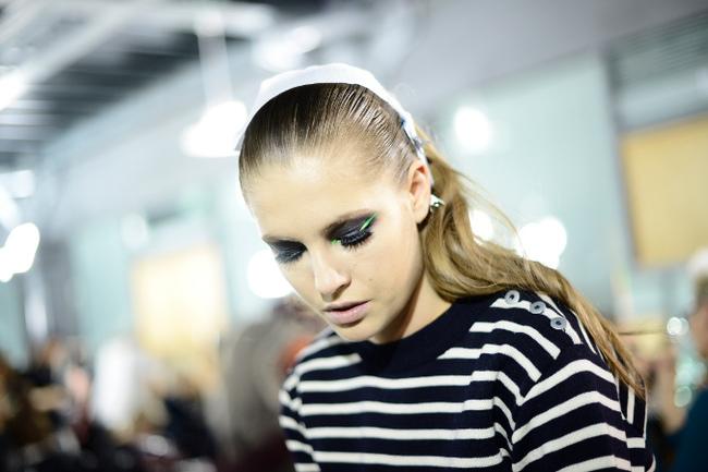 atelier versace looks belleza alta costura 2013
