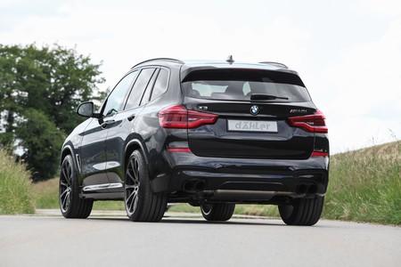 Dähler BMW X3