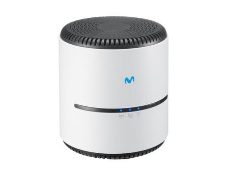 Movistar lanza el amplificador Smart WiFi 6, con el que promete hasta 4 Gbps de velocidad